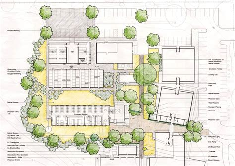 building site plan carnegie department of global ecology