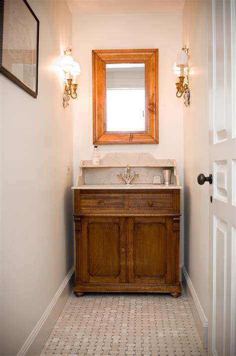 ivory kitchen faucet powder room vanity powder room farmhouse with bathroom