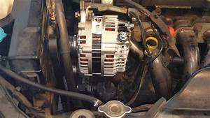 2008 Nissan Altima Alternator Wiring Diagram