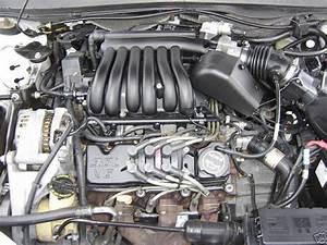 2002 Ford Taurus Engine Diagram