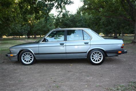 1986 Bmw 535i by Just A Car 1986 Bmw 535i A Car A Well