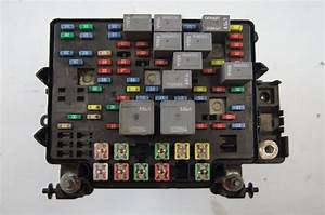 Chevy Silverado Fuse Box