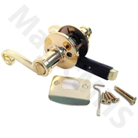 interior door knobs for mobile homes mobile home interior privacy lever door knob polished brass