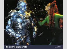 BATMAN AND ROBIN 1997 Warner film with Uma Thurman as