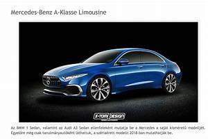 Futur Mercedes Classe B : quel style pour la future mercedes classe a berline 2018 ~ Gottalentnigeria.com Avis de Voitures