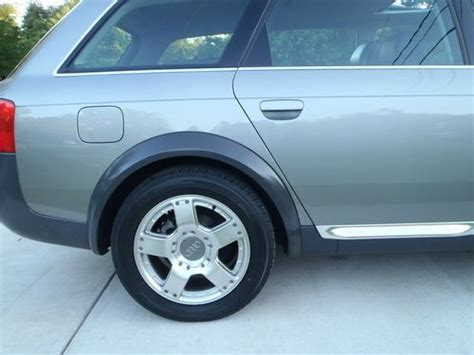 how cars engines work 2004 audi allroad navigation system find used 2004 audi allroad awd mint service records loaded new air suspension maryland in