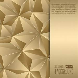 Golden abstract background Vector | Free Download