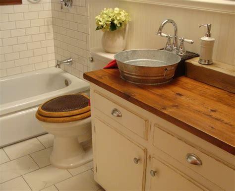 's Bungalow Bathroom-farmhouse/western Style