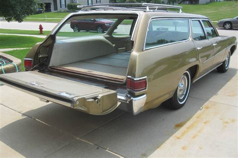1970 Buick Station Wagon by 31 066 1970 Buick Estate Wagon