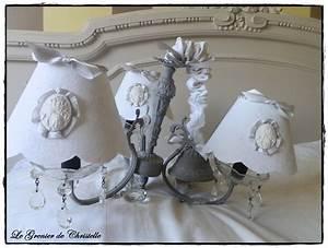 Luminaire Pour Chambre : luminaire pour chambre romantique ~ Teatrodelosmanantiales.com Idées de Décoration
