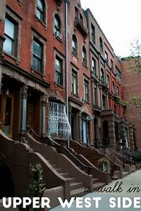 A walk in Upper West Side, New York City