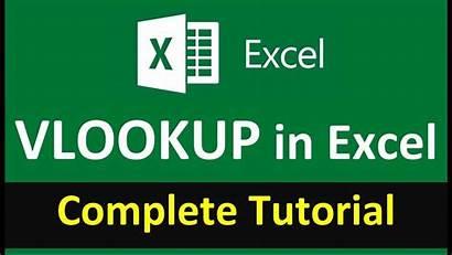 Vlookup Excel Tutorial Advanced Formulas Explain
