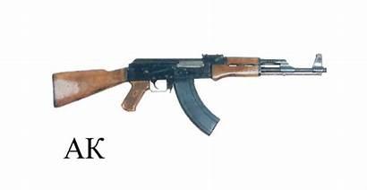 Ak Ak47 47 Rifle Gun Gifs Armas