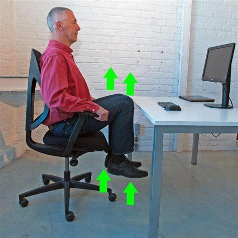 abdos au bureau exercice du mois bouger au bureau tonifier le dos et