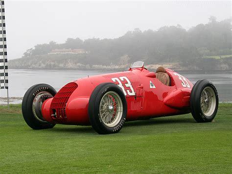 Alfa Romeo Tipo 308  1938 Scheda Tecnica