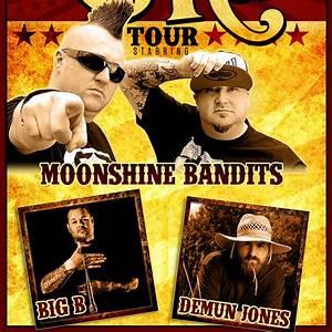 Moonshine Bandits – Tickets – The Cotillion Ballroom ...