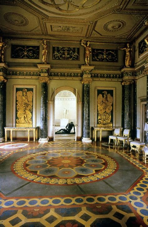 syon house interieur the ante room syon house english houses manors