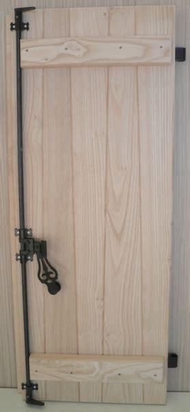 bosredon menuiserie photos de volets bois