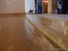 transition strips flooring contractor talk