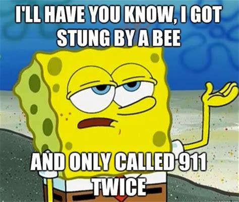 Funny Spongebob Memes - funny tough spongebob meme random pinterest