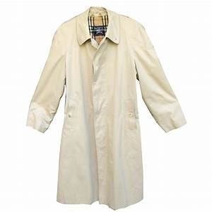Vetement De Pluie Homme : manteaux homme burberry imperm able coton polyester laine ~ Dailycaller-alerts.com Idées de Décoration
