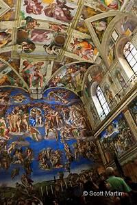 Vatican City Museum and Sistine Chapel | Scott Martin ...