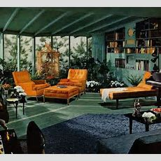 Retro Furniture, The History Behind The Room Schemes(1920