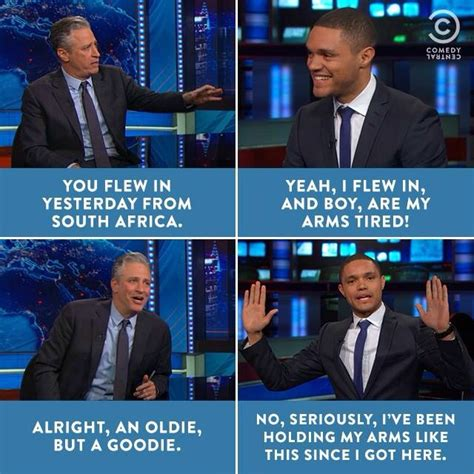Trevor Noah Memes - south african comedian trevor noah takes over the daily show chicamod