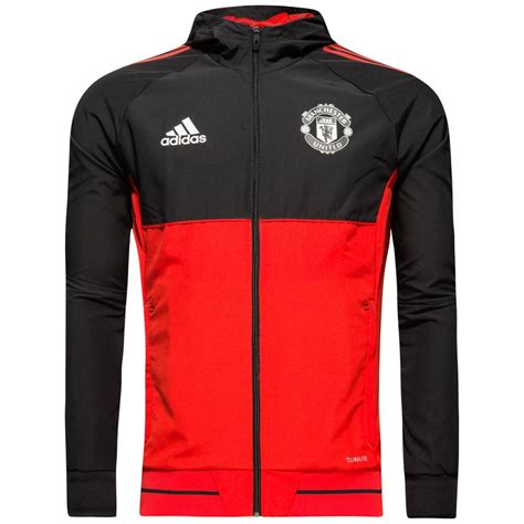 The official #mufc instagram account. Manchester United Jacke Presentation UCL - Rot/Schwarz ...