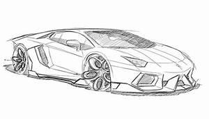 Kleurplaat Lamborghini Urus  U2022 Kidkleurplaat Nl