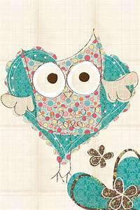Cute Owl Artist Unknown