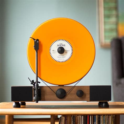 Floating Record Player - Cool Hunting