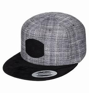 Men's Brooser Snapback Hat ADYHA03354 | DC Shoes