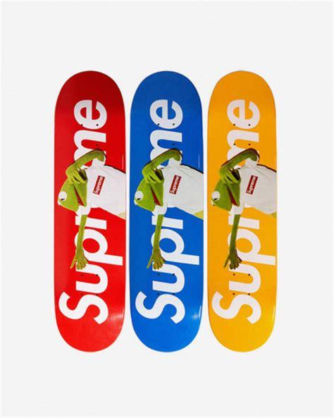 Supreme Skateboarding The 10 Most Iconic Supreme Skateboard Decks