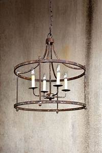 Savannah iron drum shaped pendant light fixture huge
