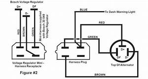 Voltage Regulator Wiring Diagram
