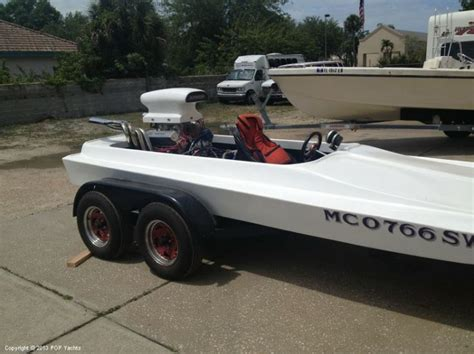 Performance Boats For Sale Texas by 1975 Texas Tunnel 16 Sc309 Venice Fl For Sale 34285