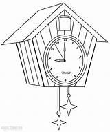 Clock Coloring Pages Grandfather Clocks Fancy Nancy Cuckoo Printable Drawing Cool2bkids Alarm Printables Sheets Tea Oktoberfest Popular Getdrawings Children sketch template