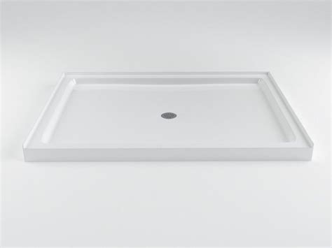Shower Base 54 X 36 - shower bases pans the home depot canada