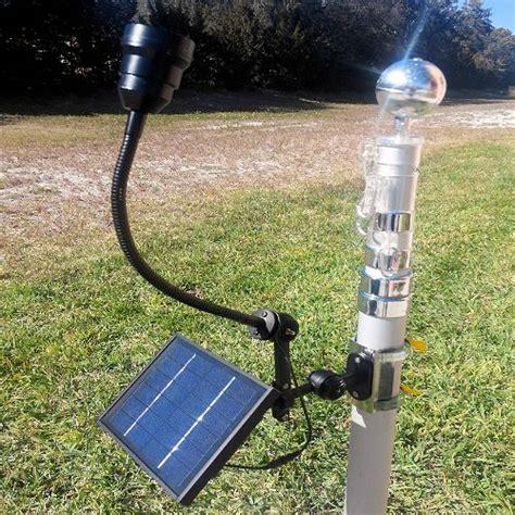 solar flagpole light solar flagpole light patriot light greenlytes
