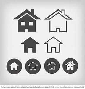Free Vector Home Icon Designs