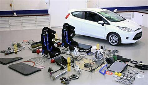 M-sport Building New R5 Fiesta