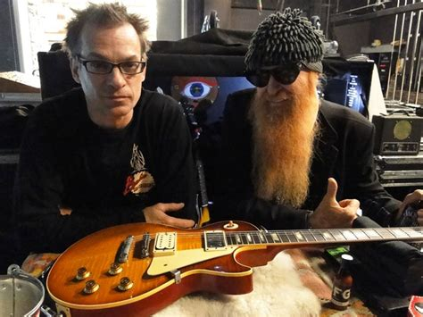 rig  zz tops billy gibbons   guitars amps