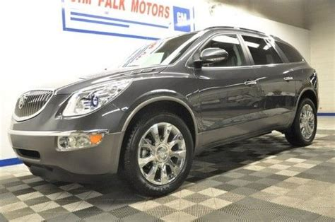 Buy Used 12 Cxl Awd 4wd Suv Heated Cooled Leather