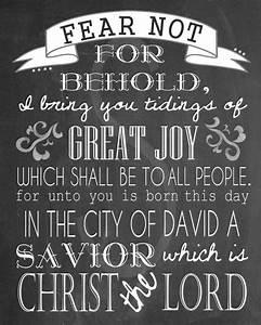 Luke 2 Chalkboa... City Of David Quotes