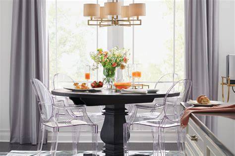 Vintage Glam Dining Room  Shop By Room  The Home Depot