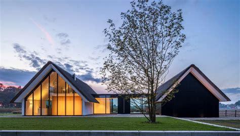 gorgeous greenhouse  home   netherlands soaks  daylight inhabitat green