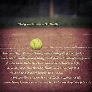 Softball Friendship Quotes. QuotesGram