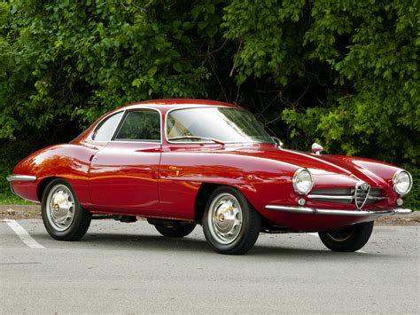 Alfa Romeo Giulietta Sprint Speciale 101 Wallpapers