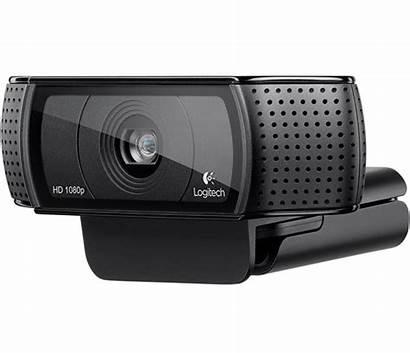 Webcam C920 Pro Logitech 1080p Camera Windows